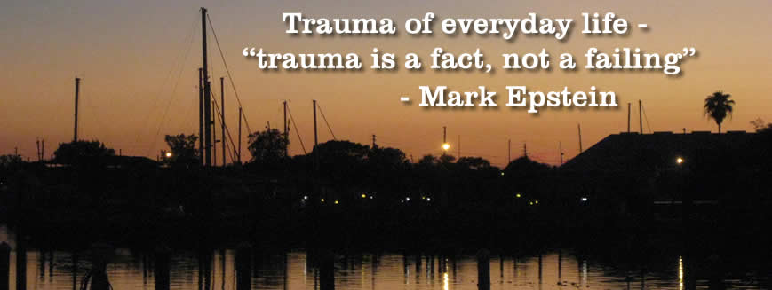 Trauma of Everyday life